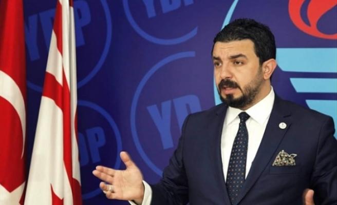 """Zaroğlu: """"Savvas yakalanıp yargılanmadan yeni ayinlere izin verilmemeli"""""""