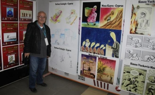 """""""16. Uluslararası Çizgi Roman ve Karikatür Festivali"""""""