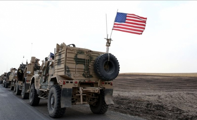 ABD ordusu, Suriye'nin doğusuna takviye askeri güç gönderdi