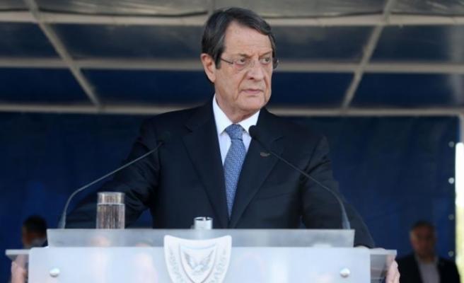 Anastasiades'ten Genel Sekreterin çabalarına destek