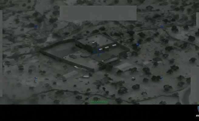 Bağdadi operasyonu - Pentagon, IŞİD liderine yönelik operasyonun görüntülerini yayınladı