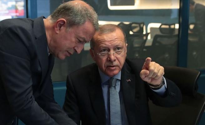"""""""Barış Pınarı Harekatı Koordinasyon Toplantısı"""" yapıldı"""