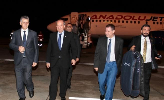 Başbakan yurda döndü, ziyaret ile ilgili eleştirilere yanıt verdi