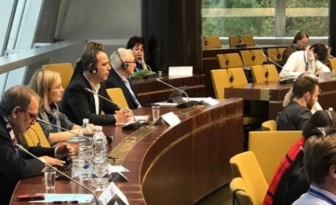Belediyeler Birliği Avrupa Konseyi Yerel ve Bölgesel Yönetimler Kongresi'ne katıldı