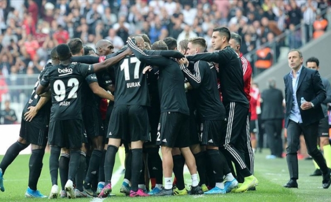 Beşiktaş 4 hafta sonra kazandı