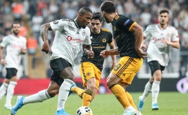 Beşiktaş, uzatmalarda yıkıldı
