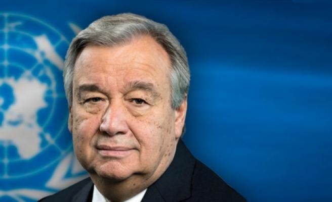 BM Genel sekreteri liderlerin mektuplarını bekliyor