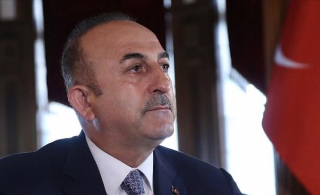 """Çavuşoğlu: """"Geri çekilmezlerse operasyon tekrar başlayacak"""""""