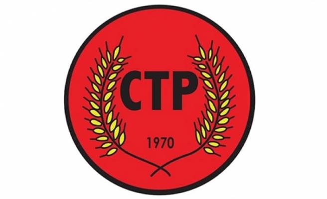 """CTP: """"Halkın cepheleşmesini, ayrışmasını ve bölünmesini asla kabul etmeyeceğiz"""""""