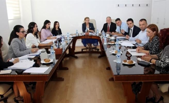 Dilekçe ve Ombudsman Komitesi,  toplandı.