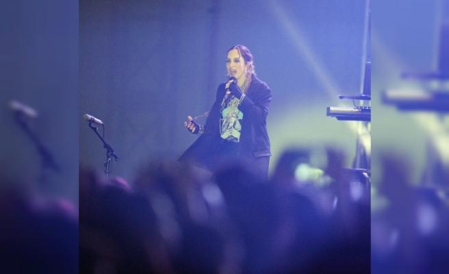 Festival  Sertab Erener'in  final konseriyle tamamlandı