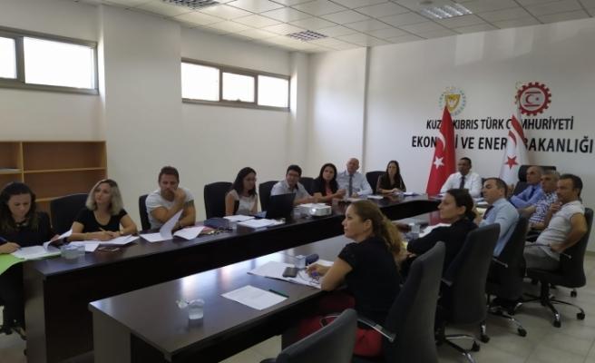 Güney Kıbrıs ile ilgili ticaret toplantısı