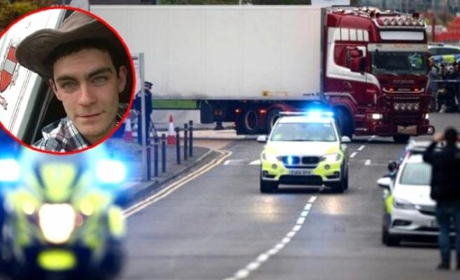 İngiltere'de 39 cesedi taşıyan şoförün yargılanmasına başlandı