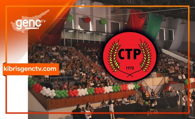 İşte CTP Parti Meclisinde kazananlar
