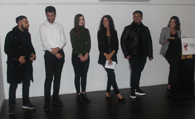 Kıbrıs Türk Gençlik Birliği İngiltere  Olağan Genel Kurulu yapıldı