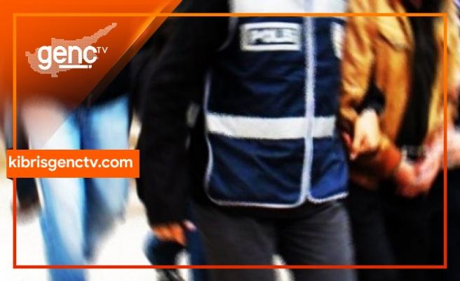 Küçük Erenköy'de, uyuşturucudan tutuklanma