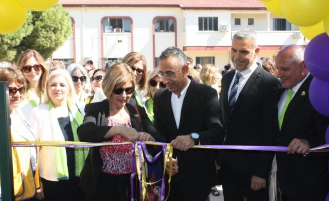 """""""Lions Engelsiz Parkı"""" düzenlenen törenle hizmete açıldı"""