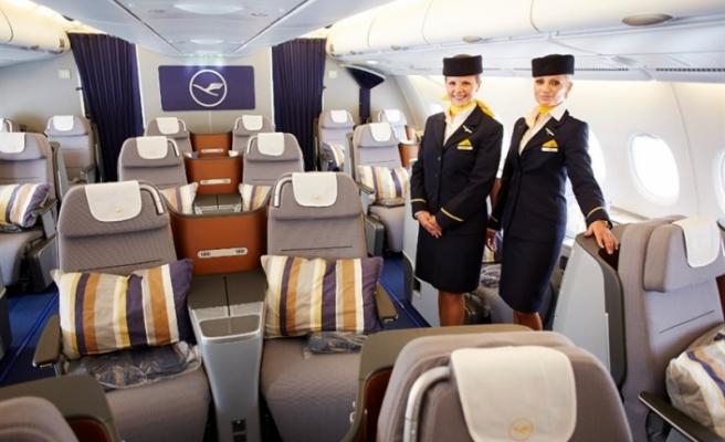 Lufthansa'da kabin personeli greve gidiyor