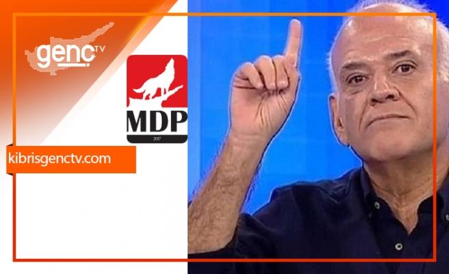 MDP, İstanbul'da yargı süreci başlattı