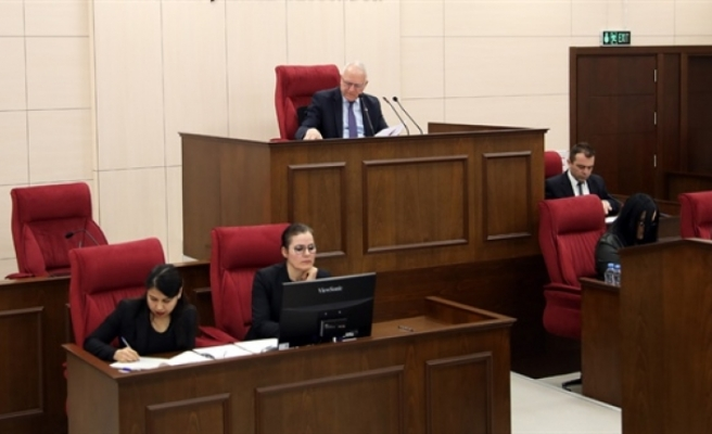 Meclisi Genel Kurulu toplandı