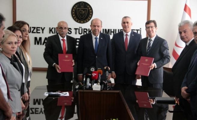Merkez Bankası ile Kooperatif Şirketler Mukayyitliği arasında protokol