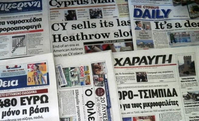 """Rum basını: """"Kıbrıs sorunuyla ilgili iki kritik randevu"""""""