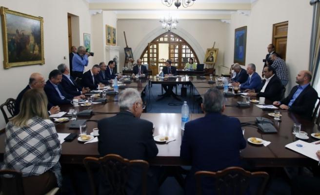 Rum Sözcü, Ulusal Konsey toplantısını değerlendirdi