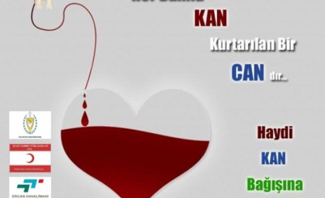 """T & T'den """"Her damla kan, kurtarılan bir candır"""" sloganı ile kan bağışı kampanyası"""