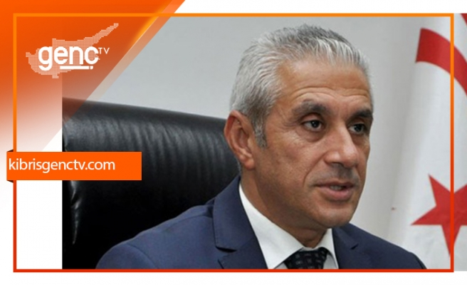 """Taçoy: """"Güney Kıbrıs'ın yaptığı tehditler boştur, Yavuz çalışmalarına devam edecektir"""""""