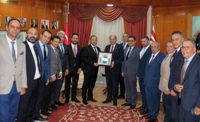 """Tatar: """"Devleti geliştirmek adına çalışmaya devam edeceğiz"""""""