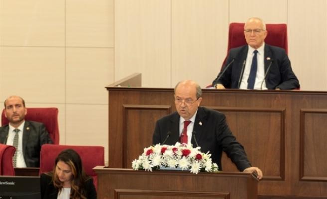 """Tatar: """"Halkın refah ve mutluluğunu sağlayacak düzenlemeler için hep birlikte çalışacağız"""""""