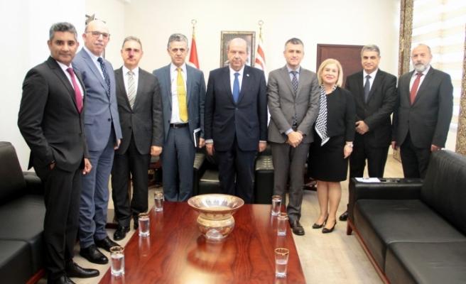 """Tatar: """"Kontrollü bir mali yapının oluşması için önemli adımlar atılıyor"""""""