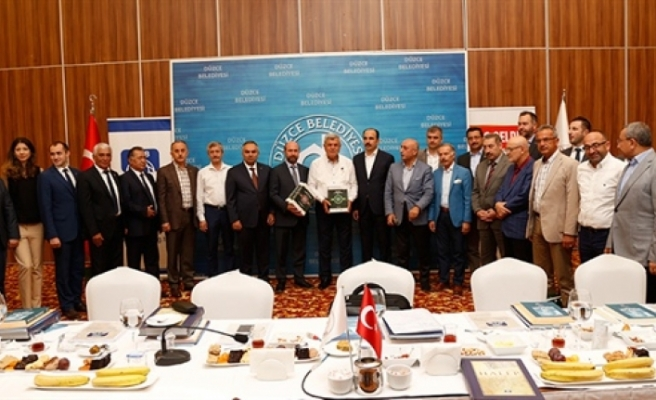 Türk Dünyası Belediyeler Birliği toplantısı Girne'de
