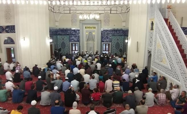 Türk Ordusunun Muzaffer olması için dua programı