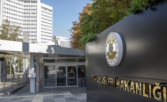 Türkiye'den Avrupa'ya 'PKK eylemlerine karşı tedbirleri artırın