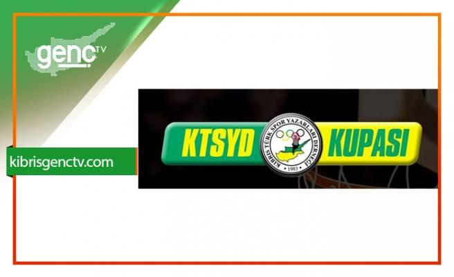Basketbolda KTSYD Kupası zamanı