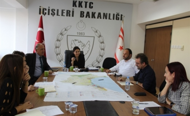 """Baybars: """"Belediye Başkanları ve ekiplerle son aşamayı değerlendirdik"""""""