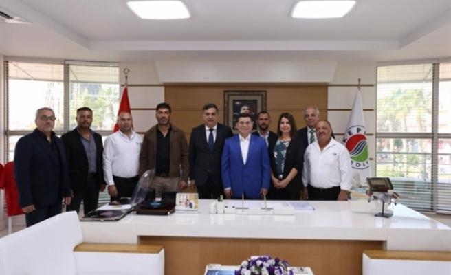 Beyarmudu Belediyesi ve Kepez Belediyesi arasında işbirliği protokolü imzalandı