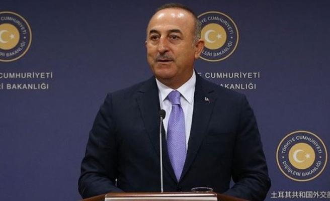 """Çavuşoğlu: """"""""Kutuda tutmak için hava savunma sistemi mi alınır"""""""