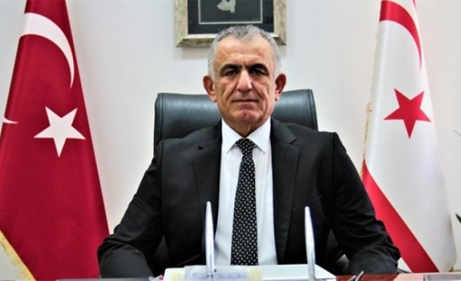 Çavuşoğlu'ndan 10 Kasım mesajı