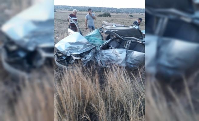 Çayırova- Pamuklu Anayolu üzerinde kaza