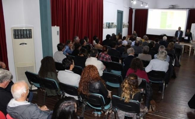 """""""Çevrenin Yeşil Hat Ötesi Tahribatı"""" konulu seminer"""