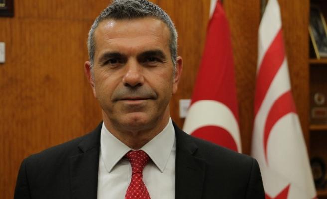 Cumhuriyet Meclisi Başkanı Uluçay 15 Kasım mesajı yayınladı
