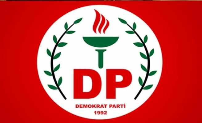 Demokrat Parti'nin (DP) 19. Olağan Genel Kurultayı yarın yapılacak
