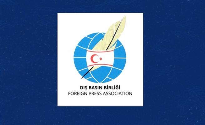 Dış Basın Birliği'nden 15 Kasım mesajı