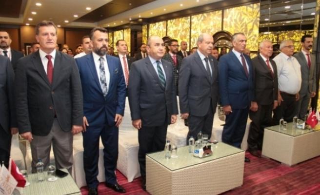 Dünya Türk Sivil Toplum Örgütleri Toplantısı yapıldı