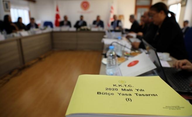 Eğitim Bakanlığı bütçesi ele alınıyor
