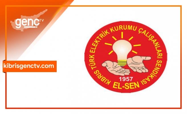El-Sen, süresiz grev kararını yeniden yürürlüğe koydu