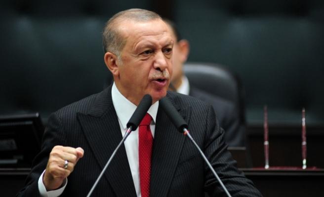 Erdoğan, bugün ABD'ye gidiyor