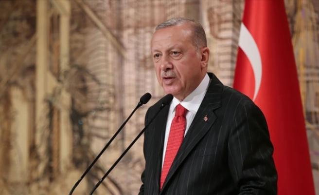 """Erdoğan: """"Mutabakatlara rağmen teröristler bölgeden çıkmış değil"""""""